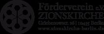 Logo Förderverein Zionskirche