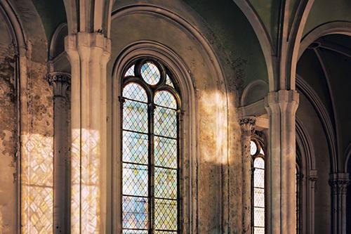 Zionskirche Fenster