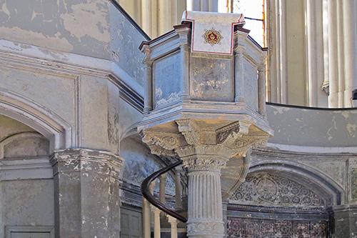 Zionskirche Kanzel