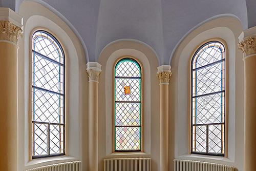Zionskirche Sakristei