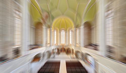 Kirchenraum Zionskirche